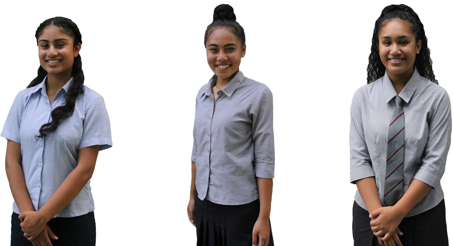 Junior(left)-Year12(centre)-Year13(right)-Blouse